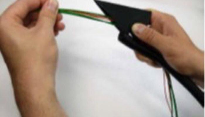 Wellschlauch / FIPSystems-Industrieller Kabelschutz Anwendung 2